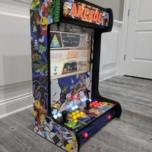Classic Arcade I (Left)