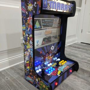 Classic Arcade II (Left)