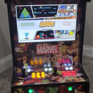 Marvel vs Capcom (Center)