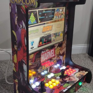Marvel vs Capcom (Left)