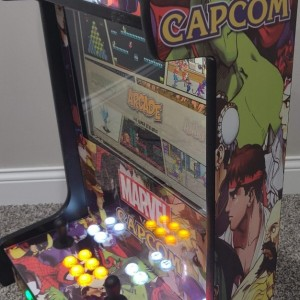 Marvel vs Capcom (Right)