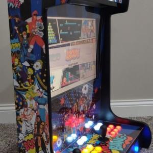 POW Arcade (Left)