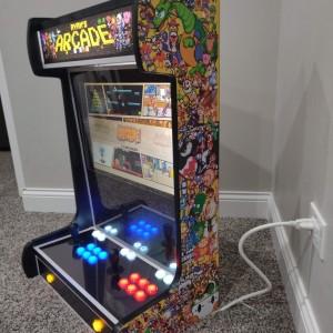 Pixel Arcade (Right)