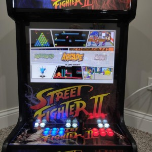 StreetFighterII (Center)