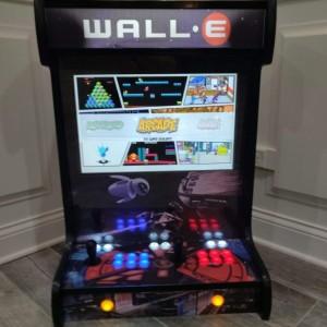 Wall-E (Center)