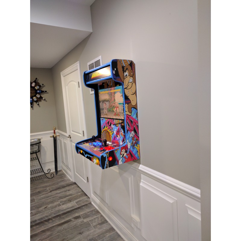 Wallcade Classic Arcade Wall Mountable Play Thousands